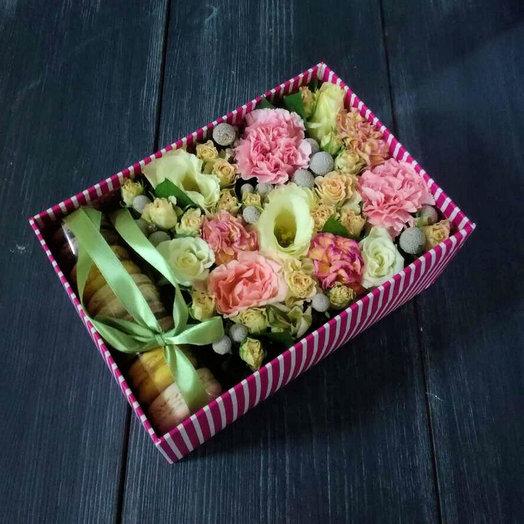Капельки росы: букеты цветов на заказ Flowwow
