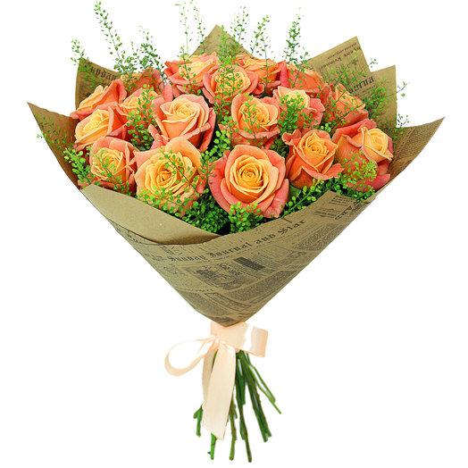 Букет Твое прикосновение: букеты цветов на заказ Flowwow
