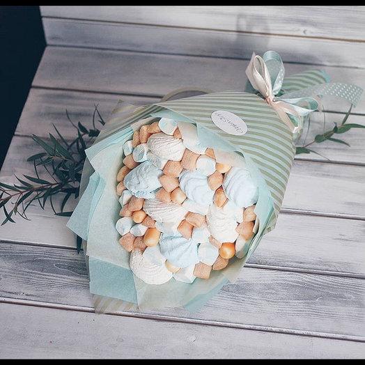 Букет «зефирка»: букеты цветов на заказ Flowwow