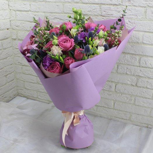 Для королевы: букеты цветов на заказ Flowwow