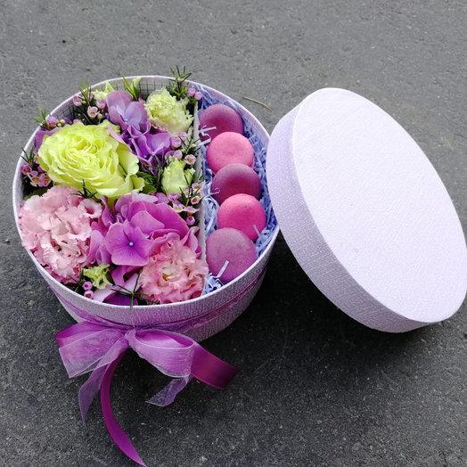 Первый шаг: букеты цветов на заказ Flowwow