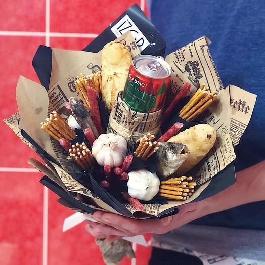 Omnomnom 4: букеты цветов на заказ Flowwow