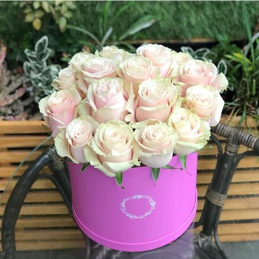 Для самой прекрасной: букеты цветов на заказ Flowwow