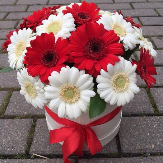 Гербера 17: букеты цветов на заказ Flowwow