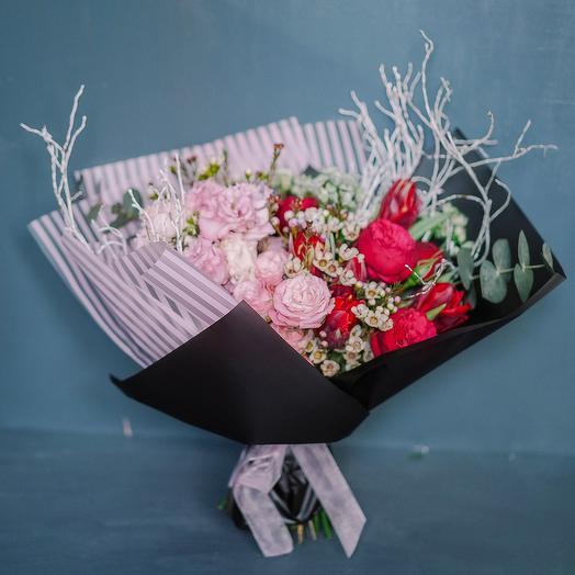 """Букет """"Грация"""": букеты цветов на заказ Flowwow"""