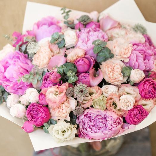 """Букет """"Ягодный сок"""": букеты цветов на заказ Flowwow"""