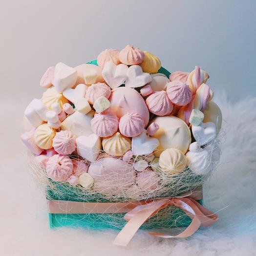 Послание нежности: букеты цветов на заказ Flowwow