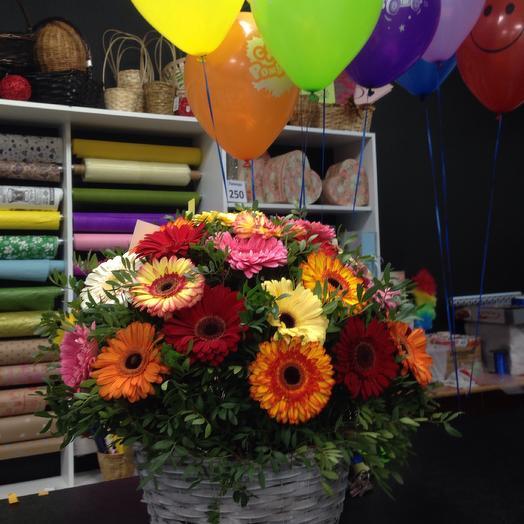 Медиа: букеты цветов на заказ Flowwow