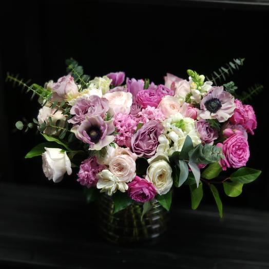Роскошь. Нежность: букеты цветов на заказ Flowwow