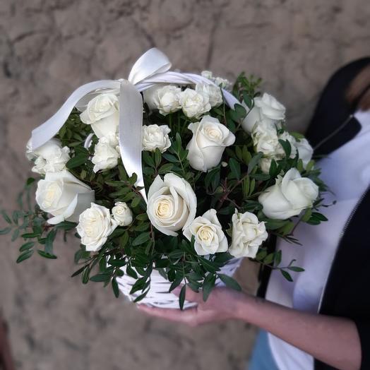 Жемчужина красоты Z8: букеты цветов на заказ Flowwow