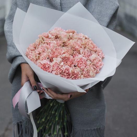 Французское кружево: букеты цветов на заказ Flowwow