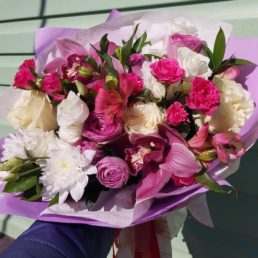 Марина: букеты цветов на заказ Flowwow
