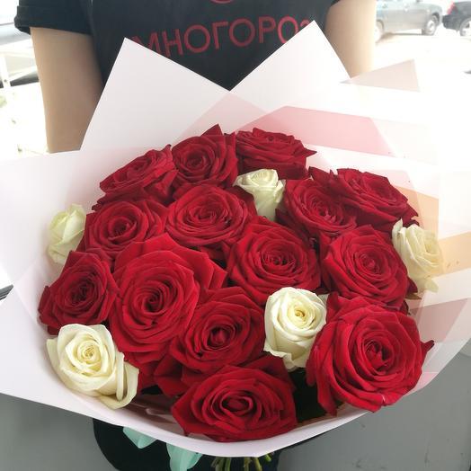 Бурная: букеты цветов на заказ Flowwow