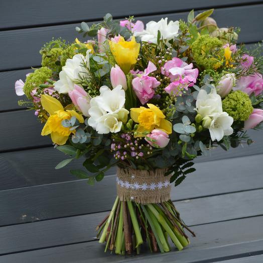 Дуновение: букеты цветов на заказ Flowwow