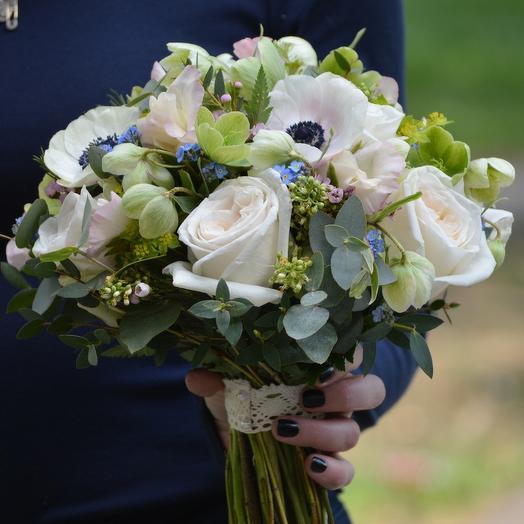 Влюбленная душа: букеты цветов на заказ Flowwow