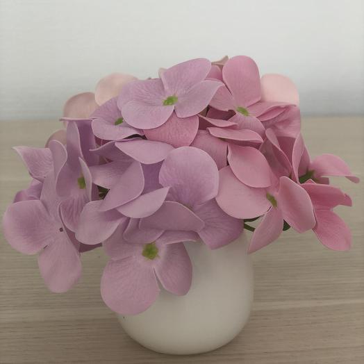 Букет  номер 17 из мыльных цветов: букеты цветов на заказ Flowwow