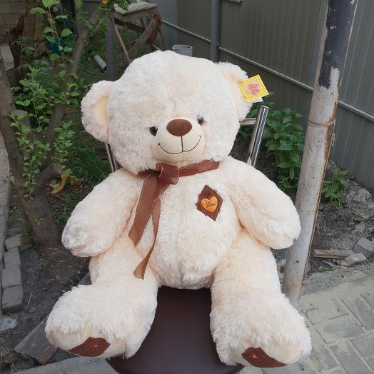 МедведьLove: букеты цветов на заказ Flowwow