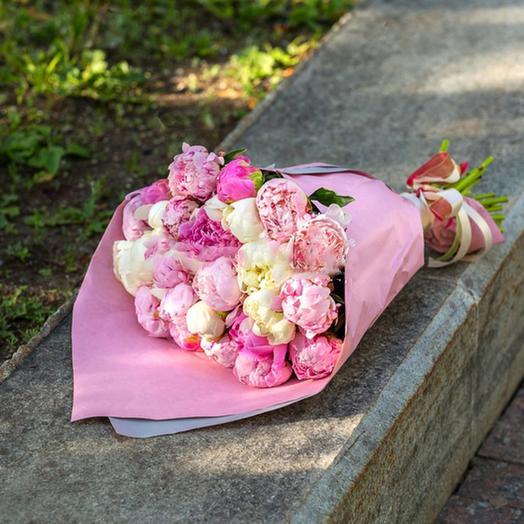 """Букет """"Тонкий Вкус"""": букеты цветов на заказ Flowwow"""