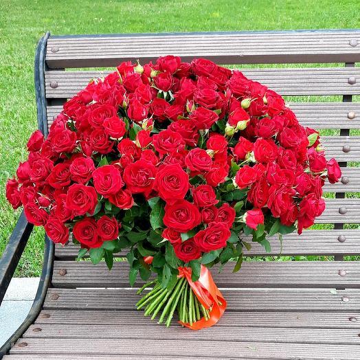 """Букет """"Спрей"""": букеты цветов на заказ Flowwow"""
