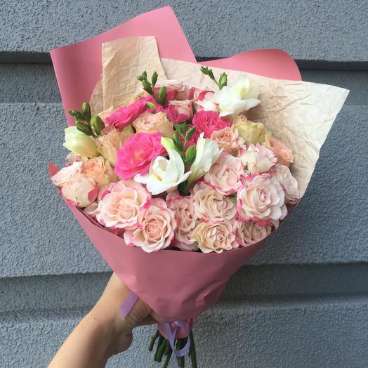 Букет 2271: букеты цветов на заказ Flowwow