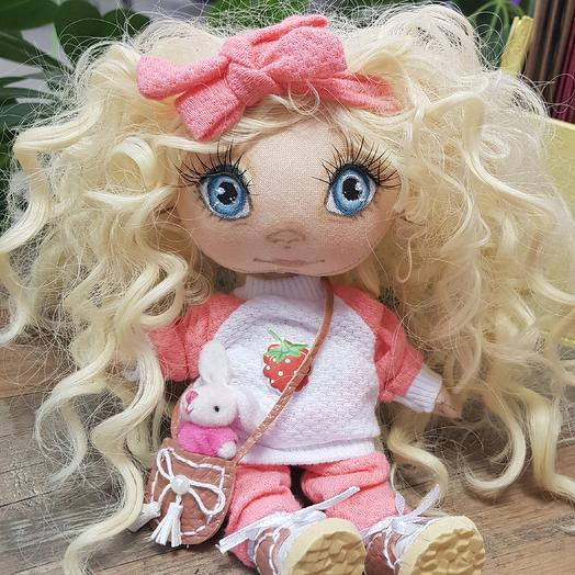 Куклы ручной работы: букеты цветов на заказ Flowwow