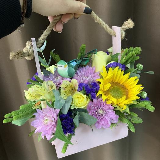 Sunny: букеты цветов на заказ Flowwow