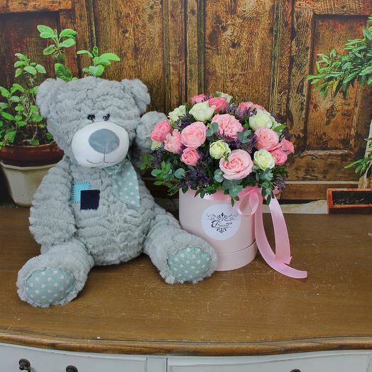 Романтика любви: букеты цветов на заказ Flowwow