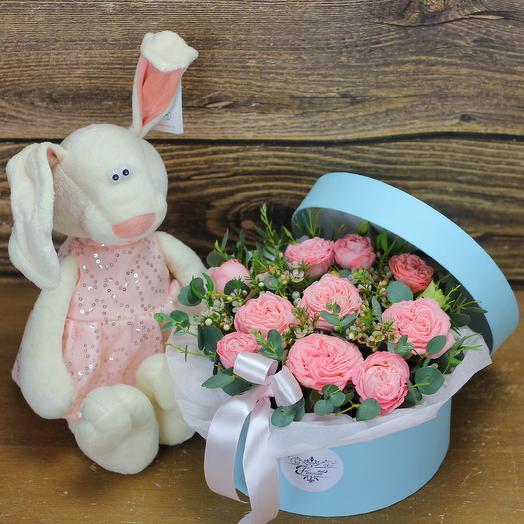 Фея сказок: букеты цветов на заказ Flowwow