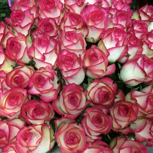 Букет «Джамила 51»: букеты цветов на заказ Flowwow