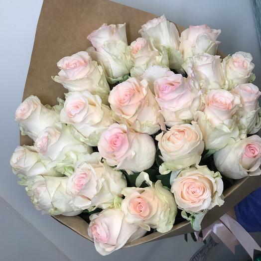 Букет нежность чувств: букеты цветов на заказ Flowwow
