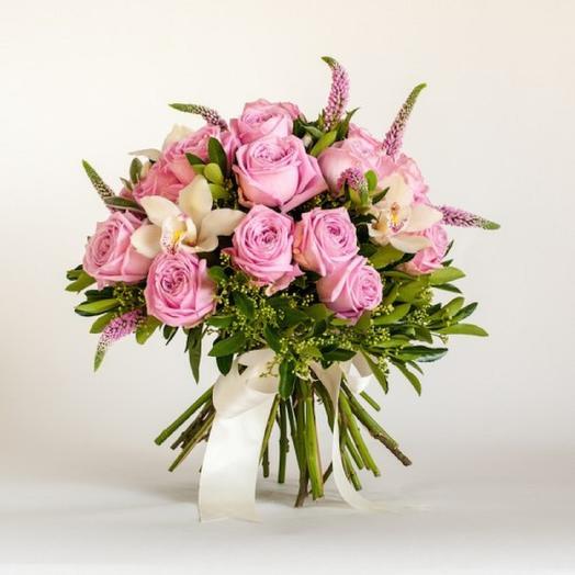 БУКЕТ ВОЛШЕБСТВО: букеты цветов на заказ Flowwow