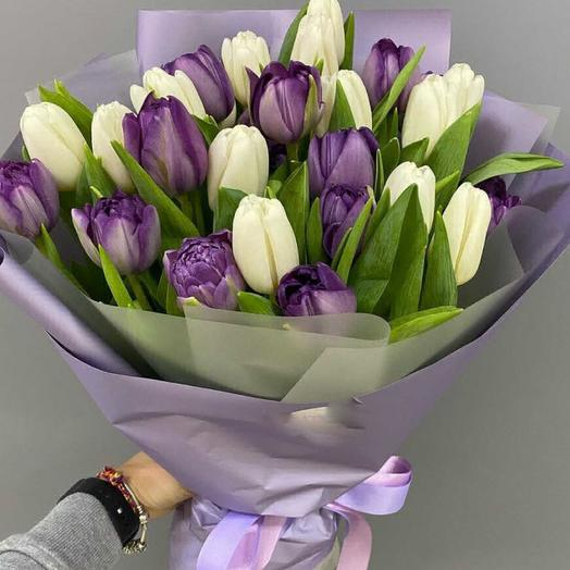 Лавандовый день: букеты цветов на заказ Flowwow