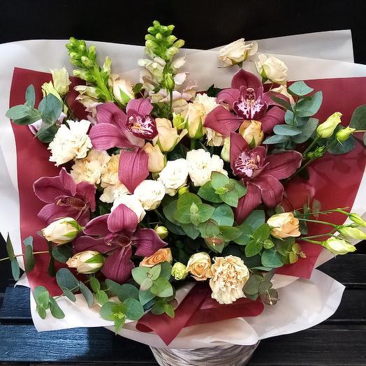 Мисс весна: букеты цветов на заказ Flowwow