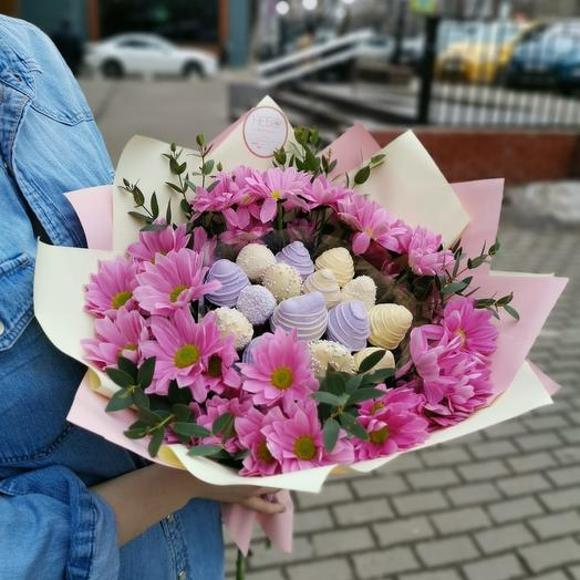 Букет Сирень: букеты цветов на заказ Flowwow