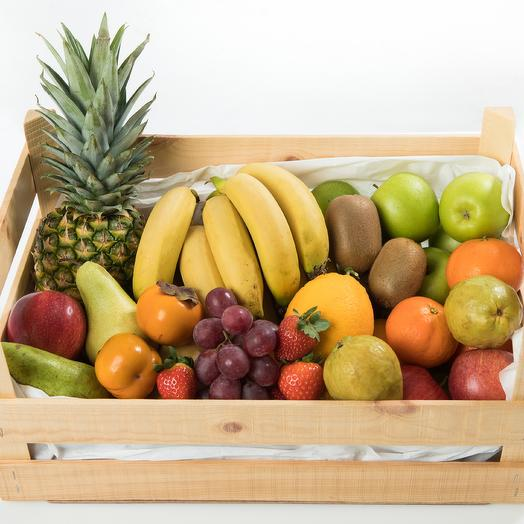 Fruit crate L