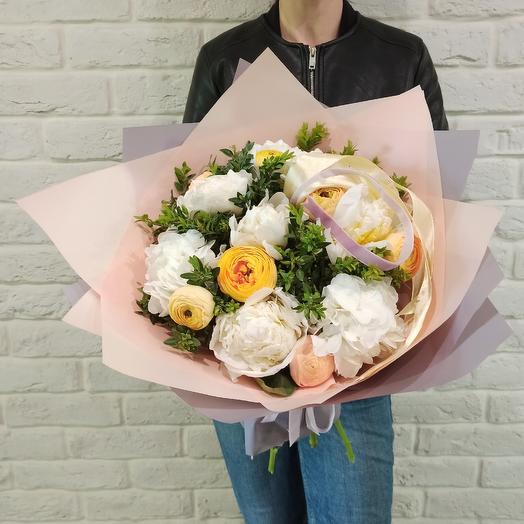 "Букет ""Шангрила"": букеты цветов на заказ Flowwow"
