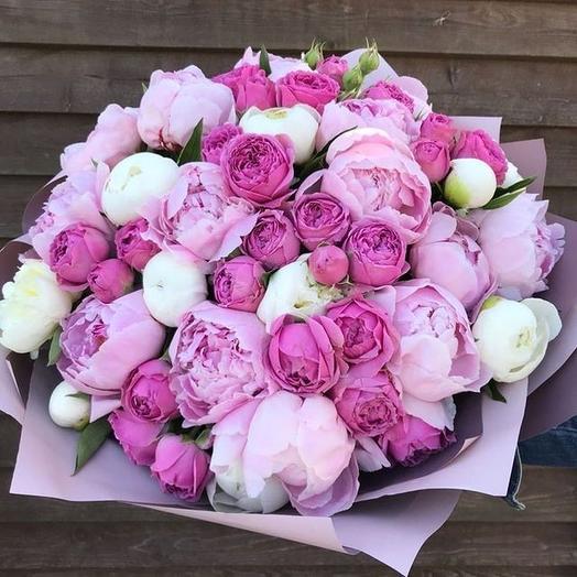 Королевский️: букеты цветов на заказ Flowwow