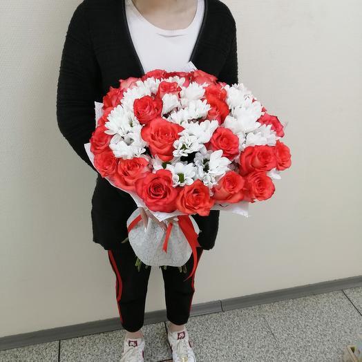 Ягодка 🍓: букеты цветов на заказ Flowwow