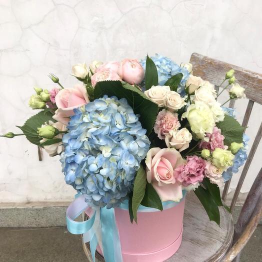 Шк01: букеты цветов на заказ Flowwow
