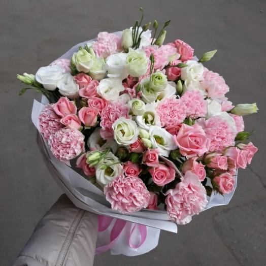 Pink Panter: букеты цветов на заказ Flowwow