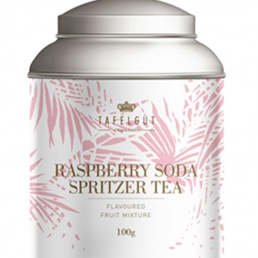 Чай RASPBERRY SODA SPRITZER