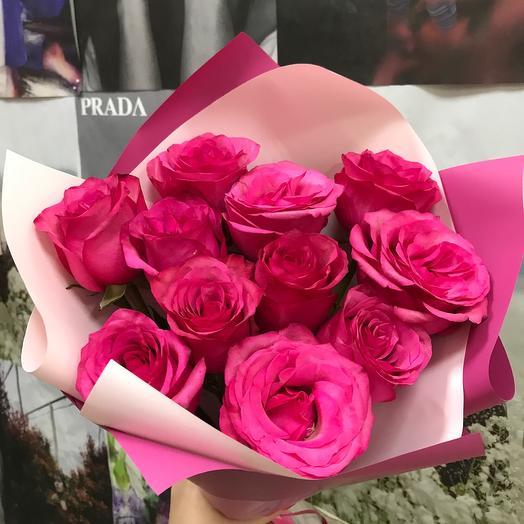 Ягодная роза