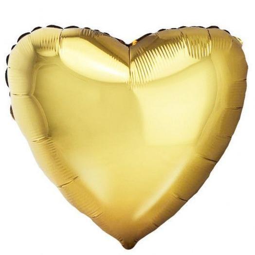 Шар Фольгированное сердце 🦋