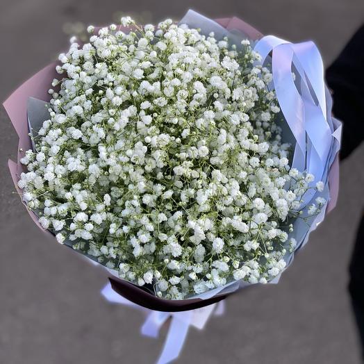 Bouquet of gypsophila Mono