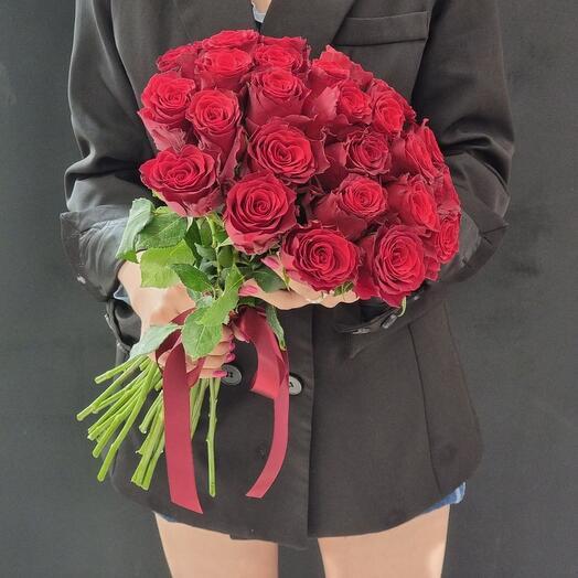 Премиум Роза 25шт Rhodos