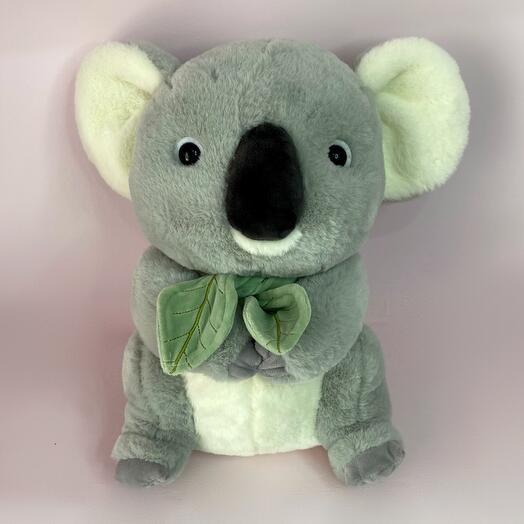 🐨 Игрушка серая коала