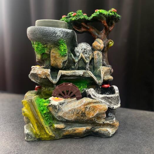 Фонтан «Водопад на камнях»