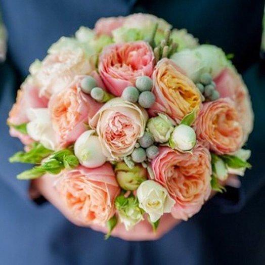Кирстен Данст: букеты цветов на заказ Flowwow