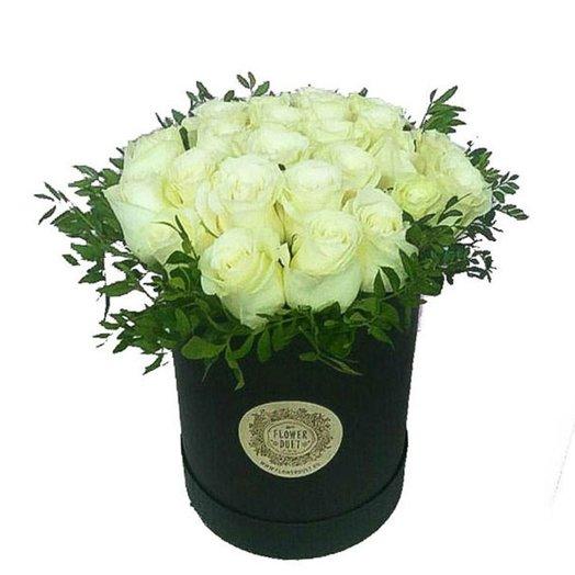 Средний бокс: букеты цветов на заказ Flowwow