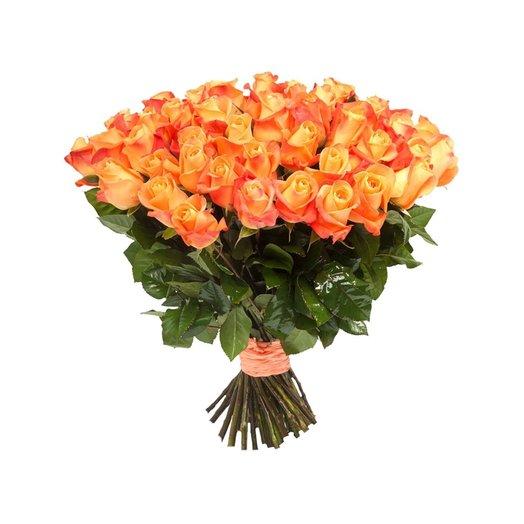 Вуду (Букет из 15 роз)